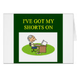 stock investing gifts t-shirts greeting card