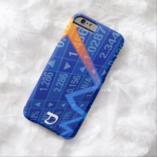 Stock Market Barely There iPhone 6 Case