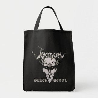 """Stock market """"Black Metal """" Tote Bag"""