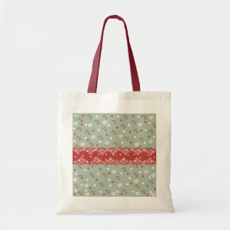 Stock market, flowers and coffee pots tote bag