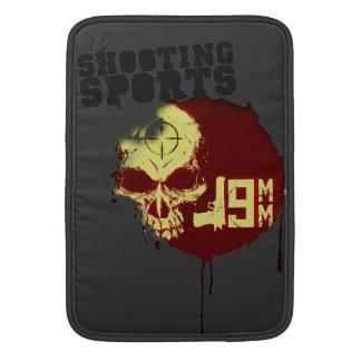 "Stock market for Macbook ""Shooting Sports "" MacBook Air Sleeve"