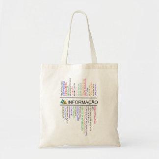 Stock market Information Tote Bag