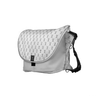 Stock market Mesh Arch average Search Courier Bag