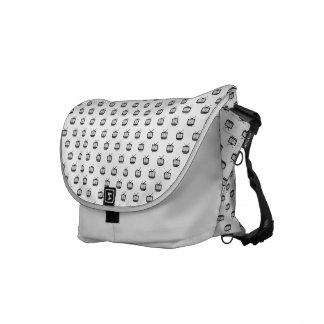 Stock market Mesh Arch average Search TV Messenger Bag