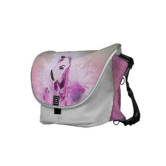 Stock market Messenger Woman' soul Messenger Bag
