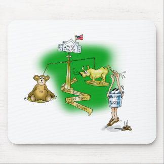 Stock Market Mouse Pad
