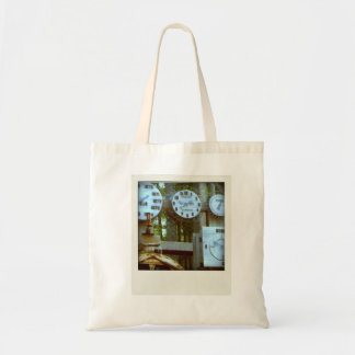 Stock market of purchases tote bag