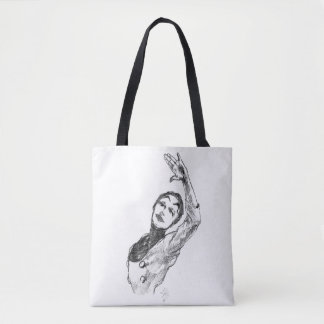 Stock market of the Mimic one Tote Bag