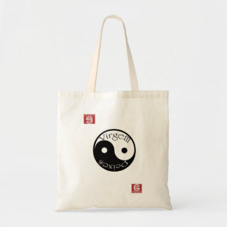 "Stock market ""Virgin+Fish "" Tote Bag"