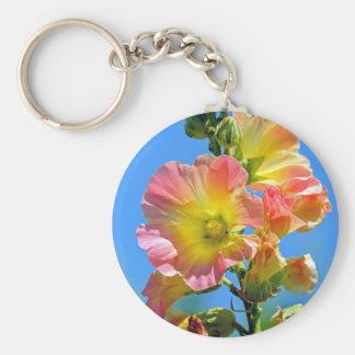 stock-rose keychain