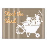 """Stock the Shed 