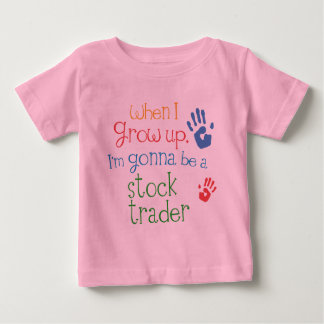 Stock Trader Future (Future) Infant Baby T-Shirt