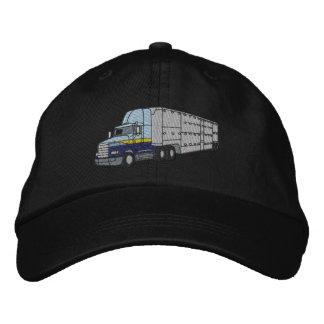 Stock Trailer Embroidered Baseball Cap