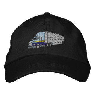 Stock Trailer Embroidered Baseball Cap