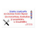stock-vector-barber-shop-pole-32983312, barber,... tarjetas de visita