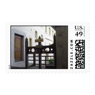 Stockades Postage Stamp