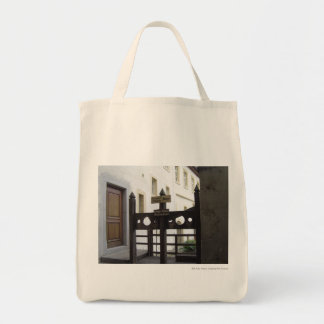 Stockades Tote Bag