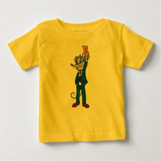 Stockbroker Mouse Baby T-Shirt