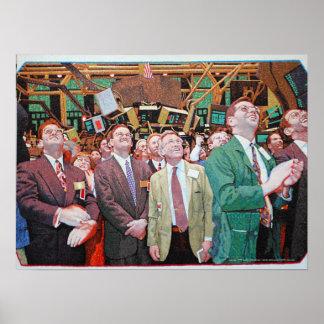 Stockbrokers Poster