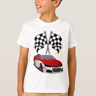 Stockcar Racing & Flags T-Shirt