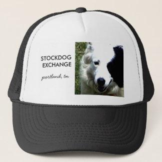 STOCKDOG EXCHANGE~PORTLAND, TN TRUCKER HAT