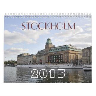 Stockholm Calendar