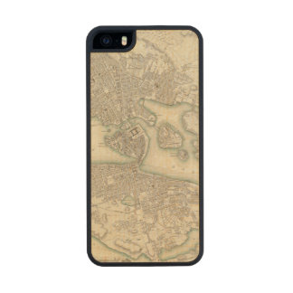 Stockholm Carved® Maple iPhone 5 Case
