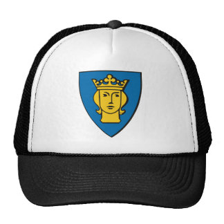 Stockholm Coat of Arms Hat