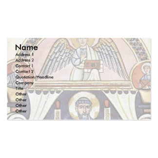 Stockholm Codex Aureus Codex Aureus Therefore Cant Double-Sided Standard Business Cards (Pack Of 100)