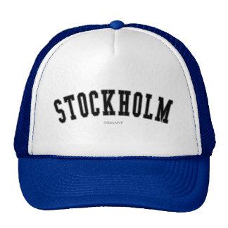 Stockholm Trucker Hat