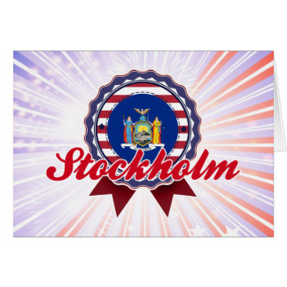 Stockholm, NY Cards