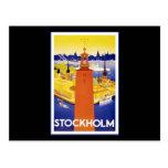 Stockholm Post Cards