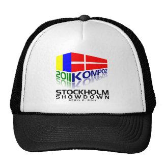 Stockholm Showdown 2011 Trucker Hat