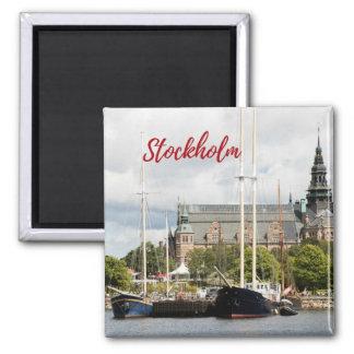 Stockholm Souvenir Magnet