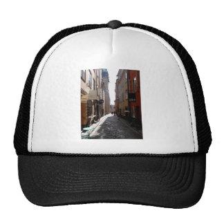 Stockholm street trucker hat