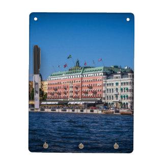 Stockholm Sweden Dry Erase Whiteboard