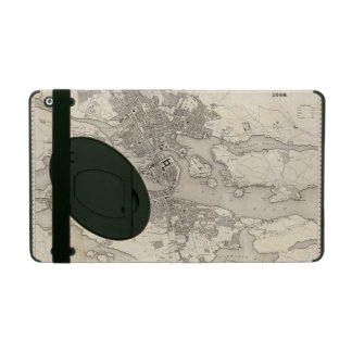 Stockholm, Sweden iPad Folio Case