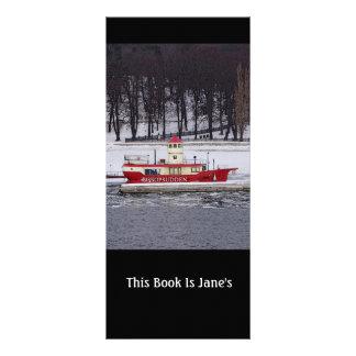Stockholm Sweden Lightship Biskopsudden Rack Card