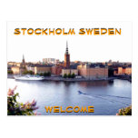 STOCKHOLM-SWEDEN(Mojisola A Gbadamosi Photography) Post Cards