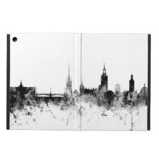 Stockholm Sweden Skyline iPad Air Cover