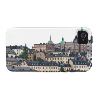 Stockholm view iPhone 4 cases