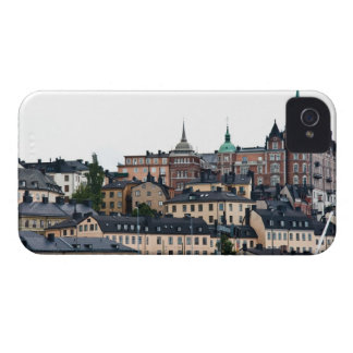 Stockholm view iPhone 4 cover