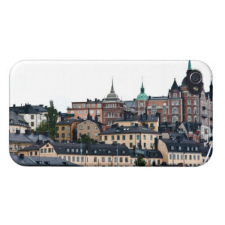 Stockholm view case for iPhone 4