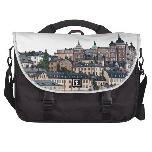 Stockholm view laptop bags