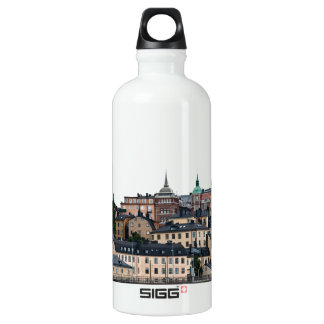 Stockholm view water bottle