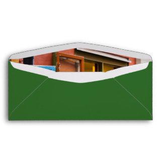 Stockholm Windows Envelope