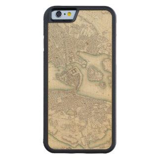 Stockholm Carved® Maple iPhone 6 Bumper Case