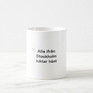 Stockholmarmuggen Coffee Mug