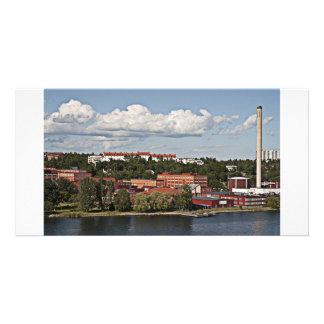 Stockhom Sweden Card