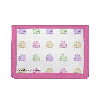 Stocking Caps nylon wallet